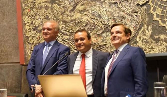 Herrera Ahuad, Rovira y Arce donarán su sueldo a atender la Emergencia Sanitataria
