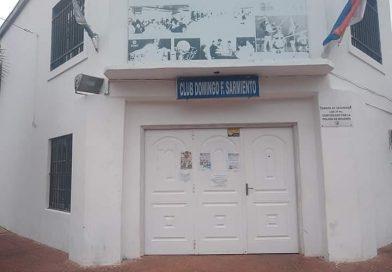 El club Sarmiento de Posadas está de aniversario