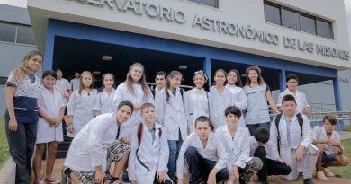 El Observatorio del Parque y su aporte a la educación misionera: el Boletín Científico