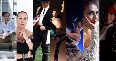 GIGANTES: charlas con referentes mundiales de la danza folklórica
