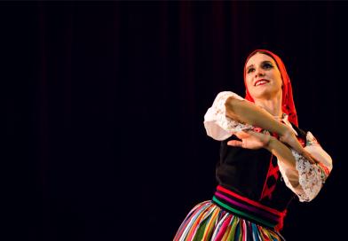 """""""Soy mi danza"""", el Parque presenta un nuevo concurso para bailarines"""