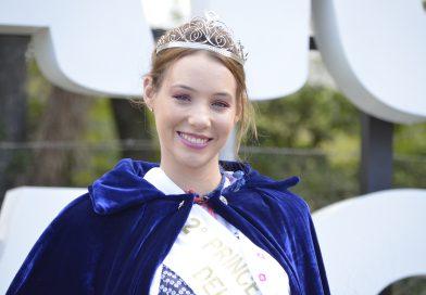 Yaquelin Weber deja su lugar como Segunda Princesa Nacional