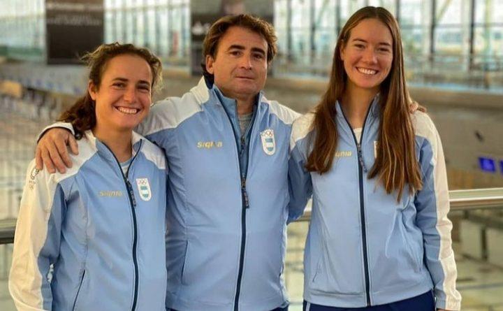 Vela 470: Lourdes y Belén continúan su participación en los Juegos Olímpicos